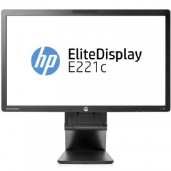 Monitor HP EliteDisplay E221c - 1920 x 1080 px - IPS -FULL HD