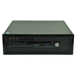 HP Prodesk 400 G1 Desktop - i3-4130 - 4 GB RAM - 500 GB HDD