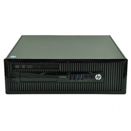 HP Prodesk 400 G1 Desktop - i3-4130 - 4 GB RAM - 500 GB HDD