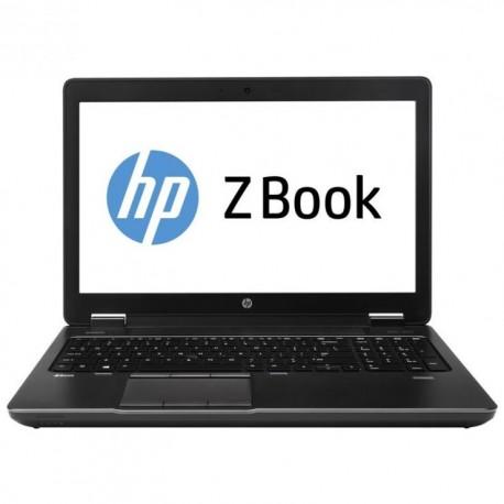 Laptop HP zBook 15 - i7-4910MQ - 32 GB RAM - 512 GB SSD - Nvidia K2100 - Full HD