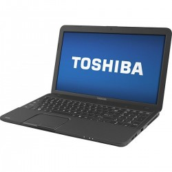 Laptop Toshiba C855D - AMD E1-1200 - 4 GB RAM - 160 GB HDD