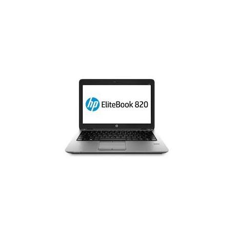 Laptop HP EliteBook 820 G2 - i5-5300u - 8 GB RAM - 256 GB SSD