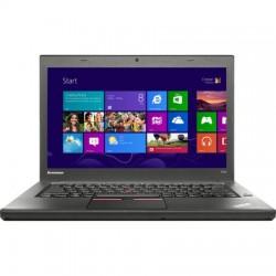 Laptop Lenovo T450 - i5-5300u - 8 GB RAM - 256 GB SSD 1600x900 px- Modul 4G