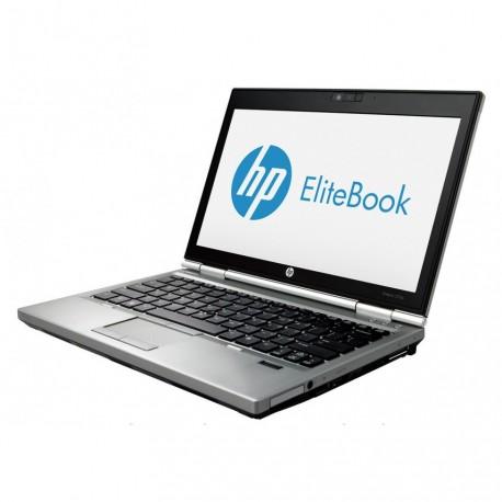 Laptop HP EliteBook 2570p - i5-3320m - 4 GB RAM - 500 GB HDD - 3G
