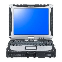 Laptop Panasonic Toughbook CF-19 - Mk2 - Procesor U7500 - 2GB ram - 120 GB HDD